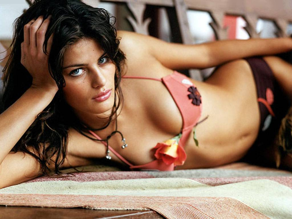 Isabeli Fontana 241 Ali Lohan hot and latest photo
