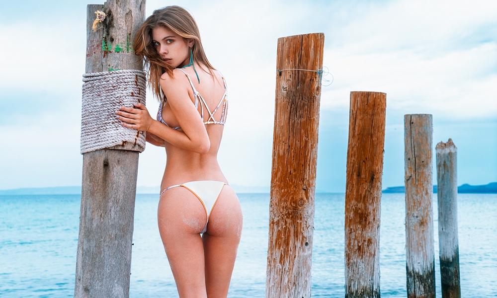 Revel Ray Brazilian Cut Bikinis Banner