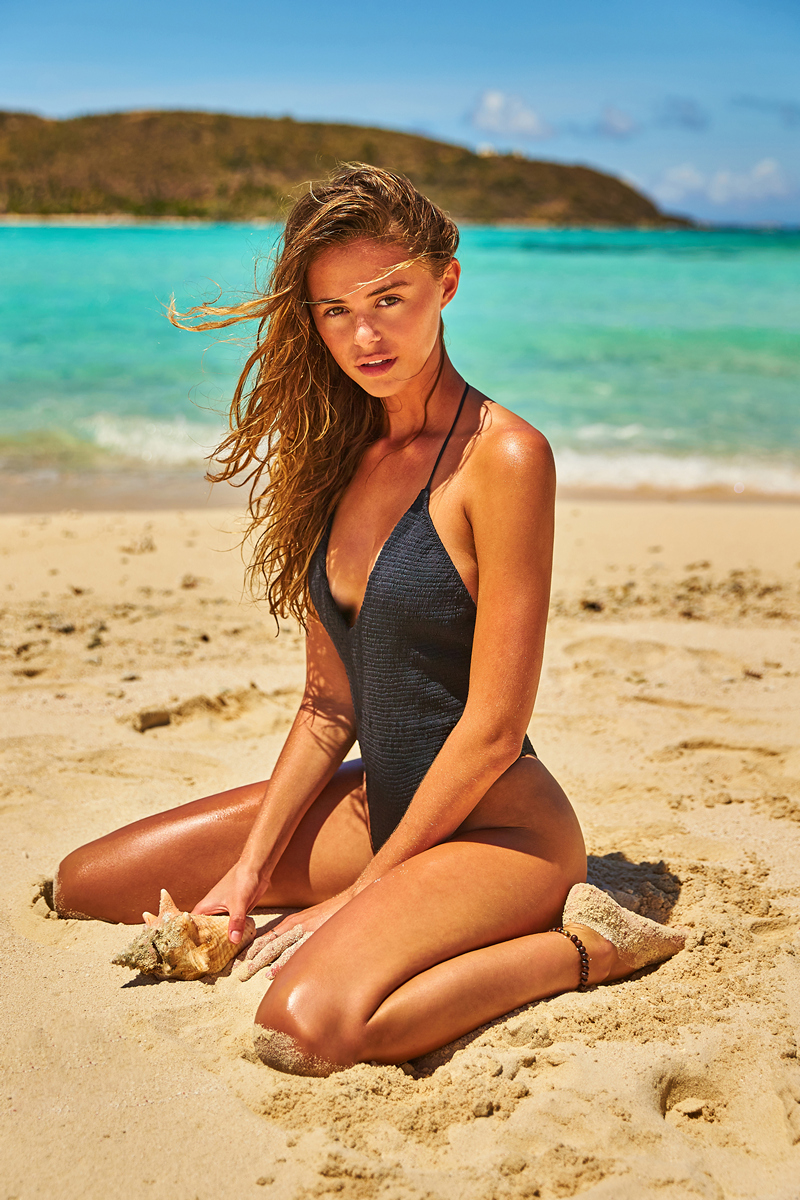 Finid the 2019 Peixoto Swimwear Collection at Butterflies and Bikinis, featuring the Billie One Piece in Black
