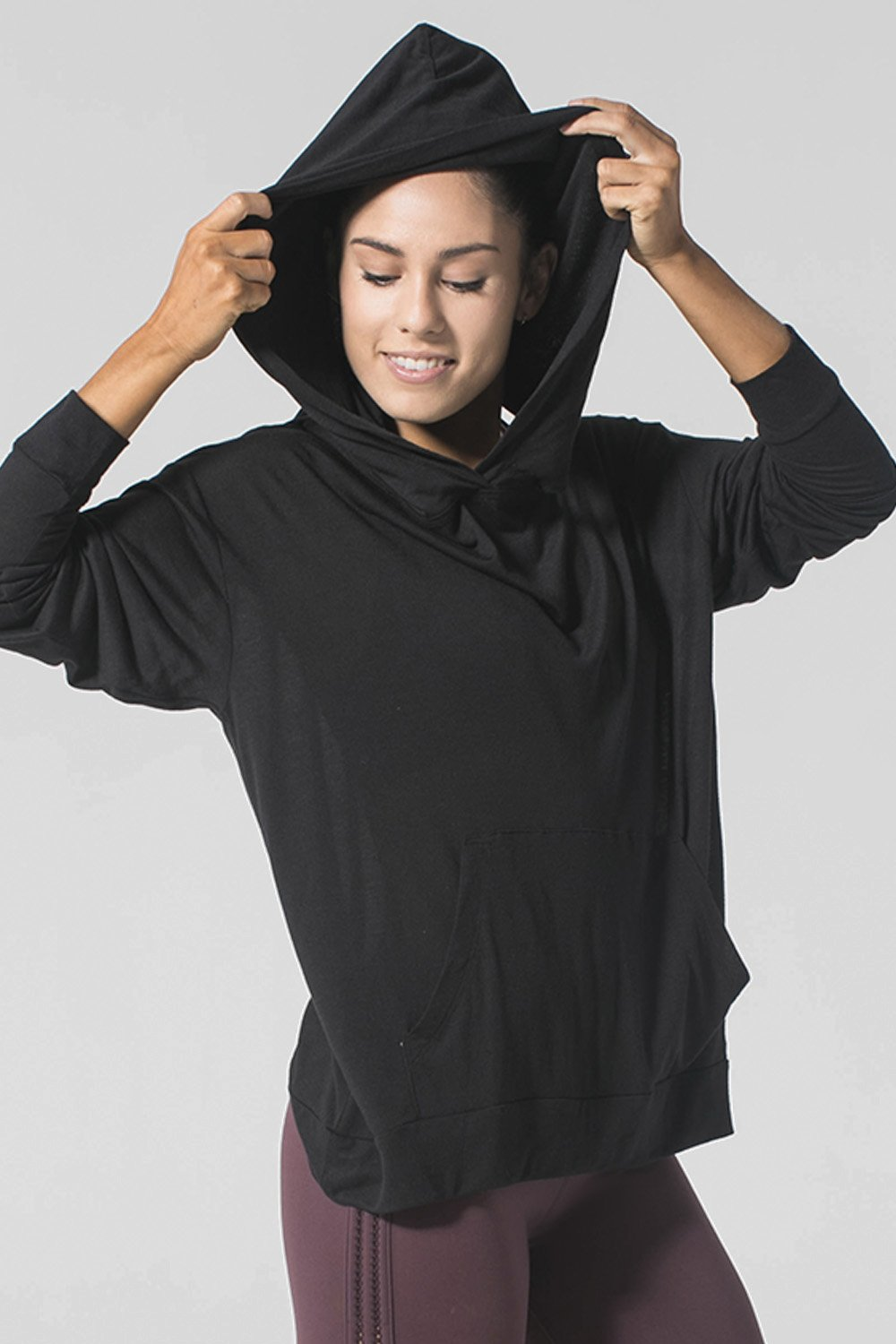 925Fit From The Hoodie in Black, you can Look Great with 925Fit at Butterflies and Bikinis