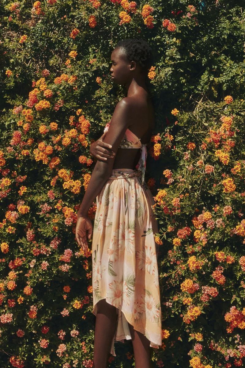 Agua Bendita Luau Kaylee Skirt