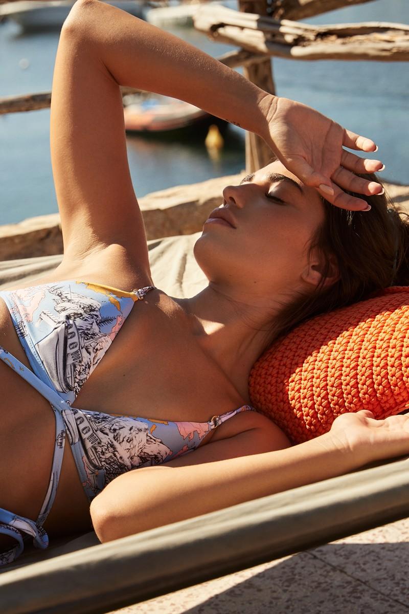 Agua Bendita Proa Filipa Bikini Top