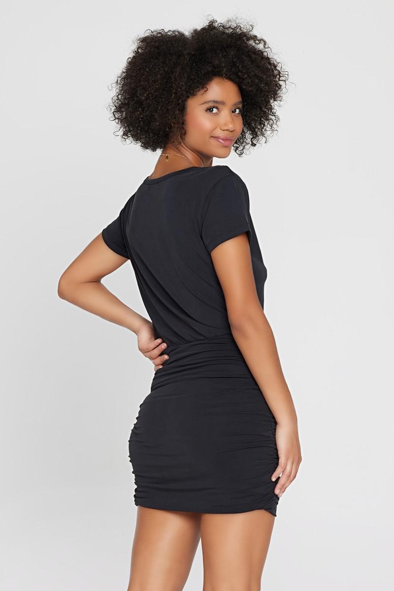 L*Space Black Balboa Dress