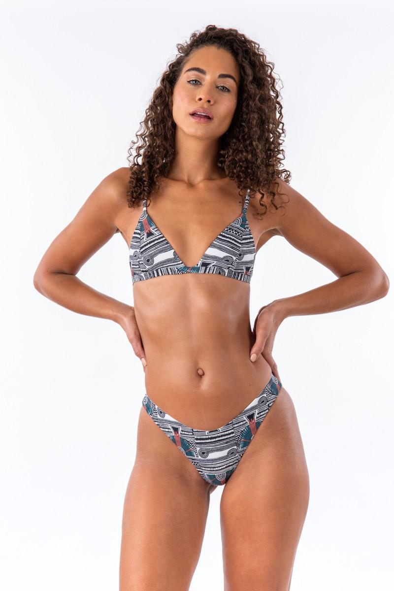 Bromelia Amazonia Valentina Bikini Bottom