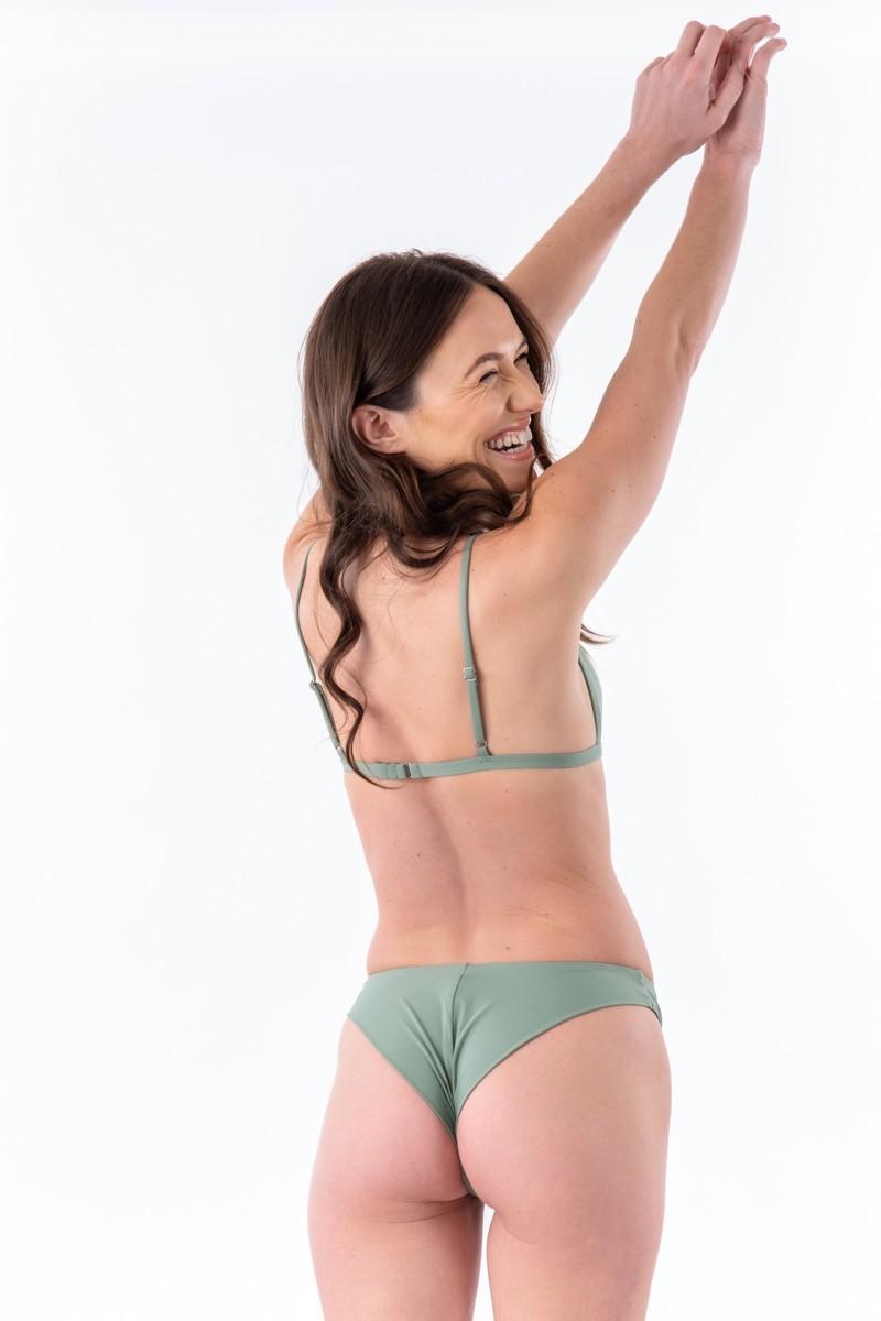 Bromelia Sage Valentina Bikini Bottom