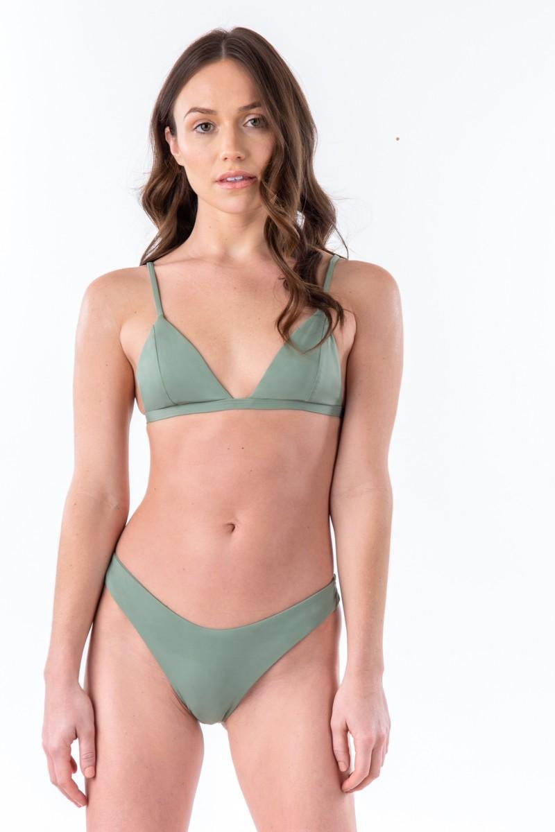 Bromelia Sage Valentina Bikini Top