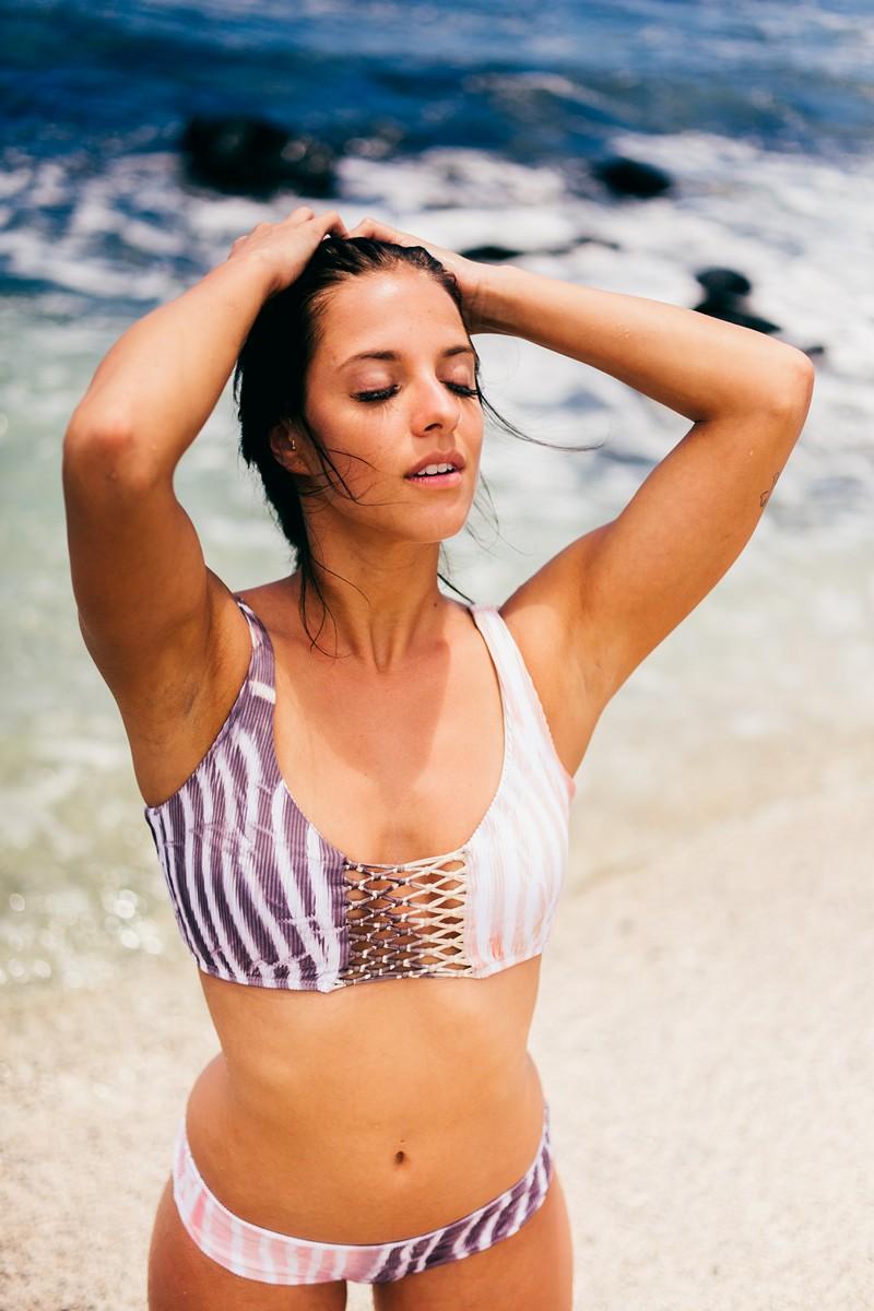 Entreaguas Portobelo Bikini Top