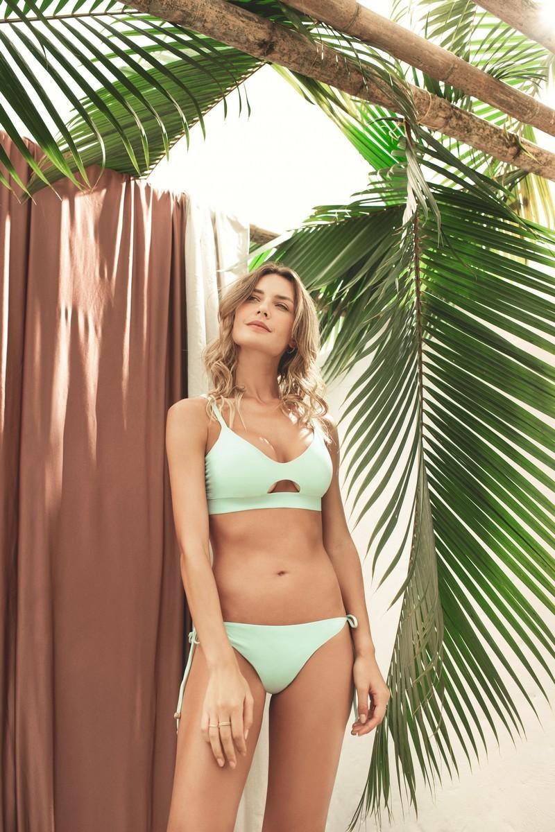 Kibys Mint Sarah Bralette Bikini Top