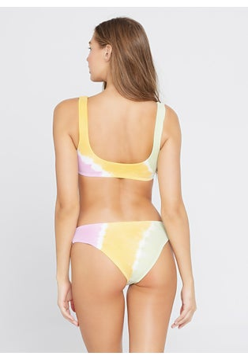 L*Space Diagonal Sunburst Sandy Bikini Bottom