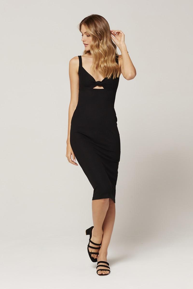 L*Space Kaia Dress in Black