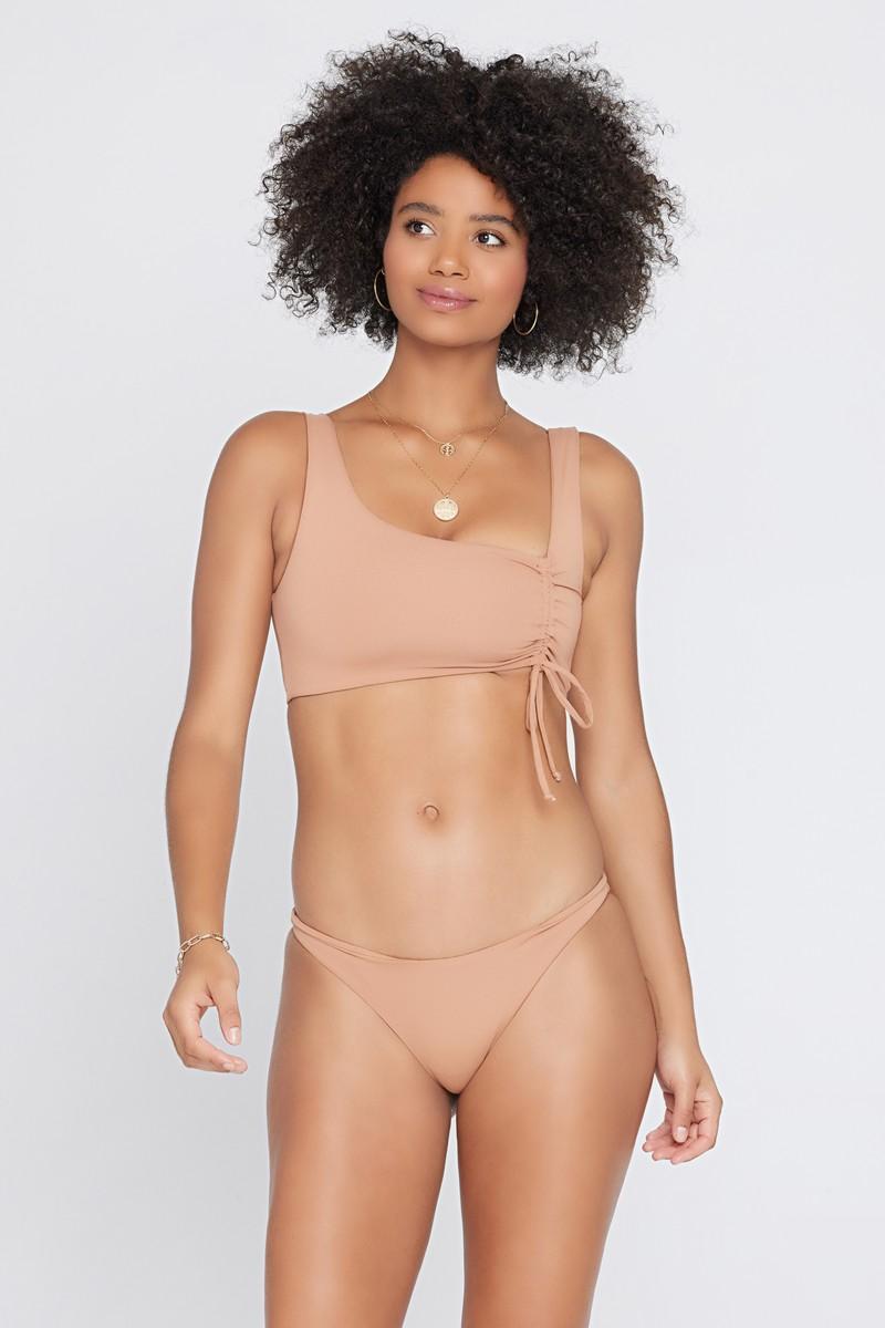 L*Space Putty Wilder Bikini Top