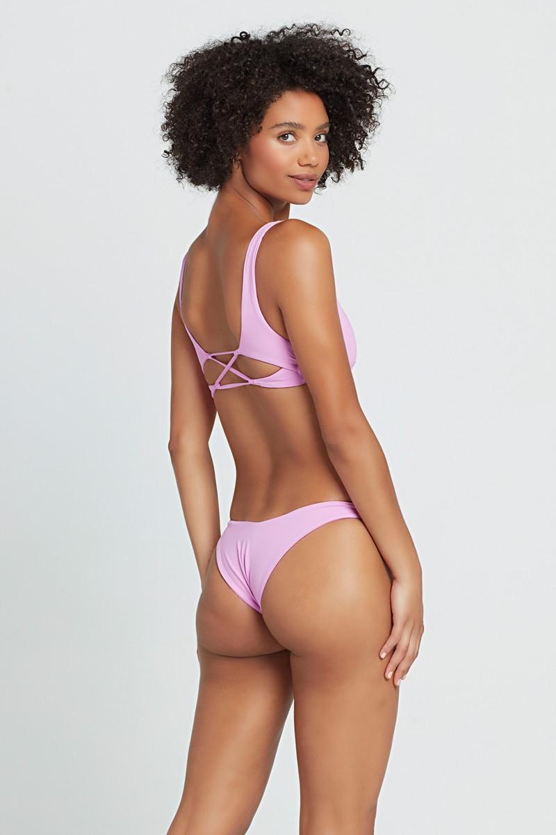 L*Space Rosebud Cabana Bikini Bottom