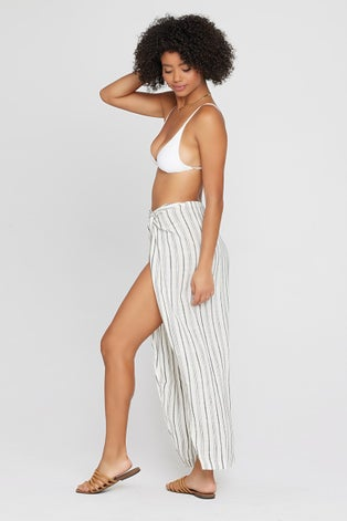 L*Space Summer Nights Stripe Mia Cover Up