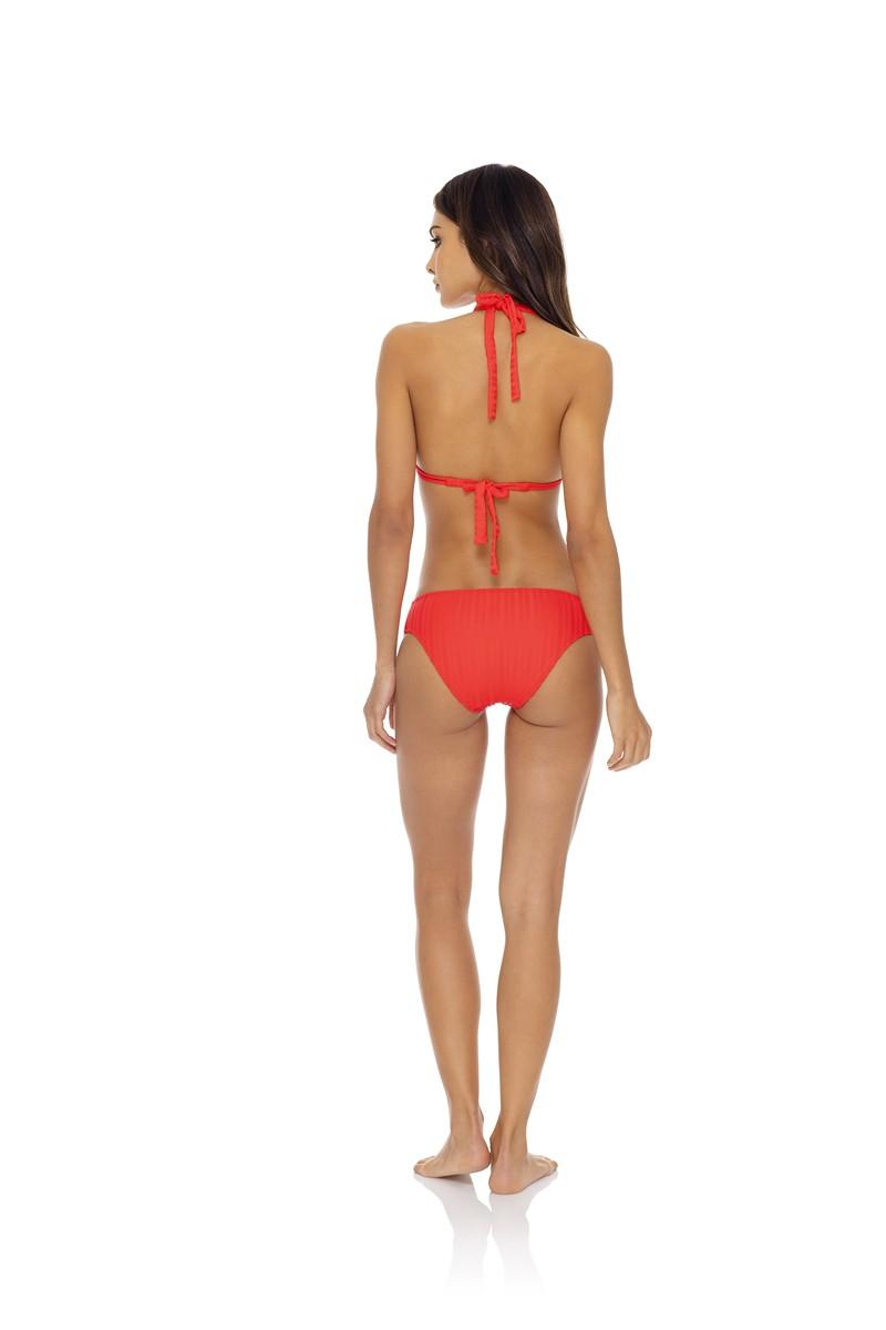 Luli Fama Corazon de Seda Full Seamless Bikini Bottom