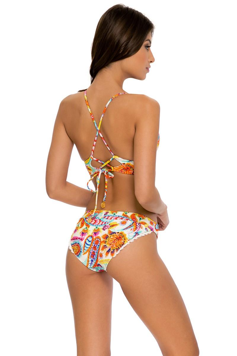 Luli Fama Summer Love Banded Full Bottom