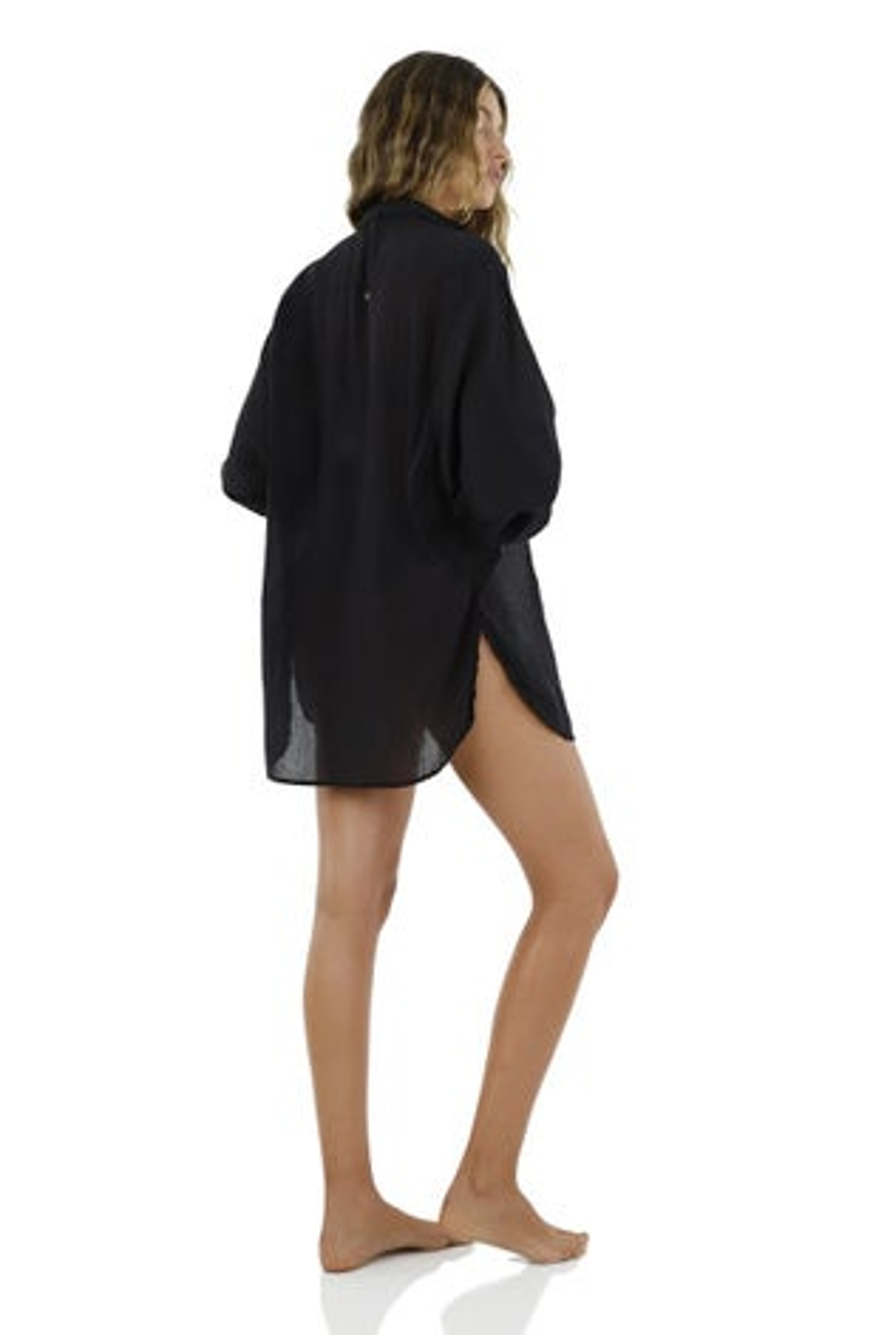 Malai Black Akumal Shirt