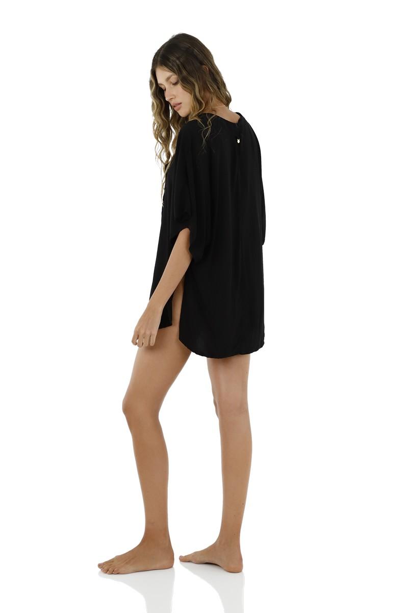 Malai Black Bliss Shirt