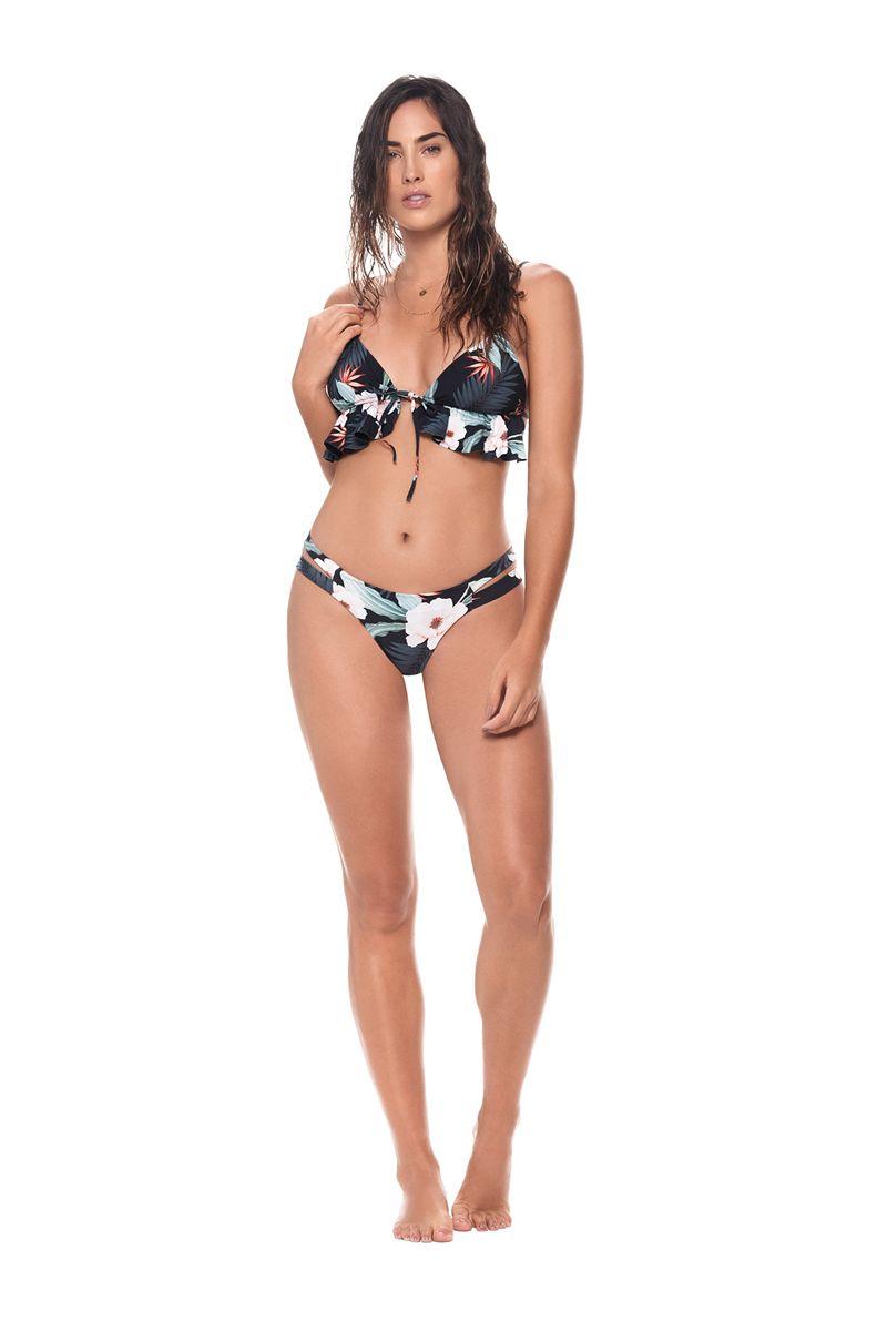 Malai Black Day Dream Sandy Bikini Bottom