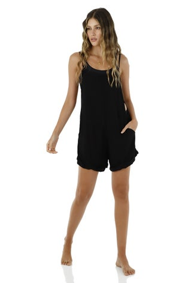 Malai Black Mares Jumpsuit