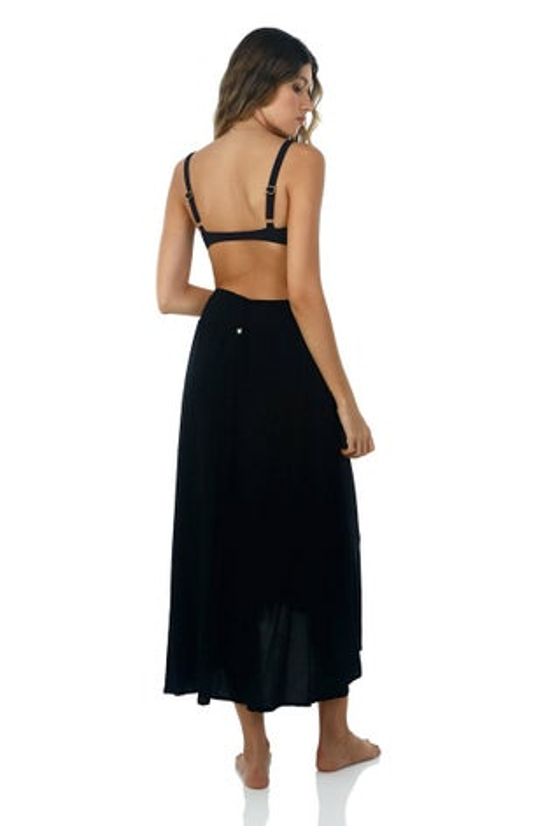 Malai Rommy Skirt in Black