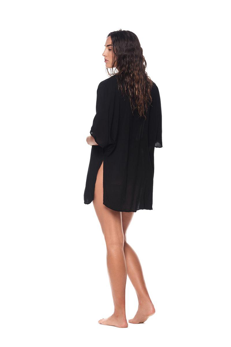 Malai Black Twyla Shirt