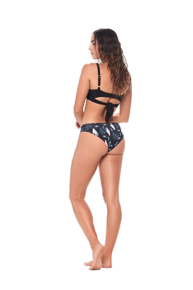 Malai Black Sahara Bikini Top