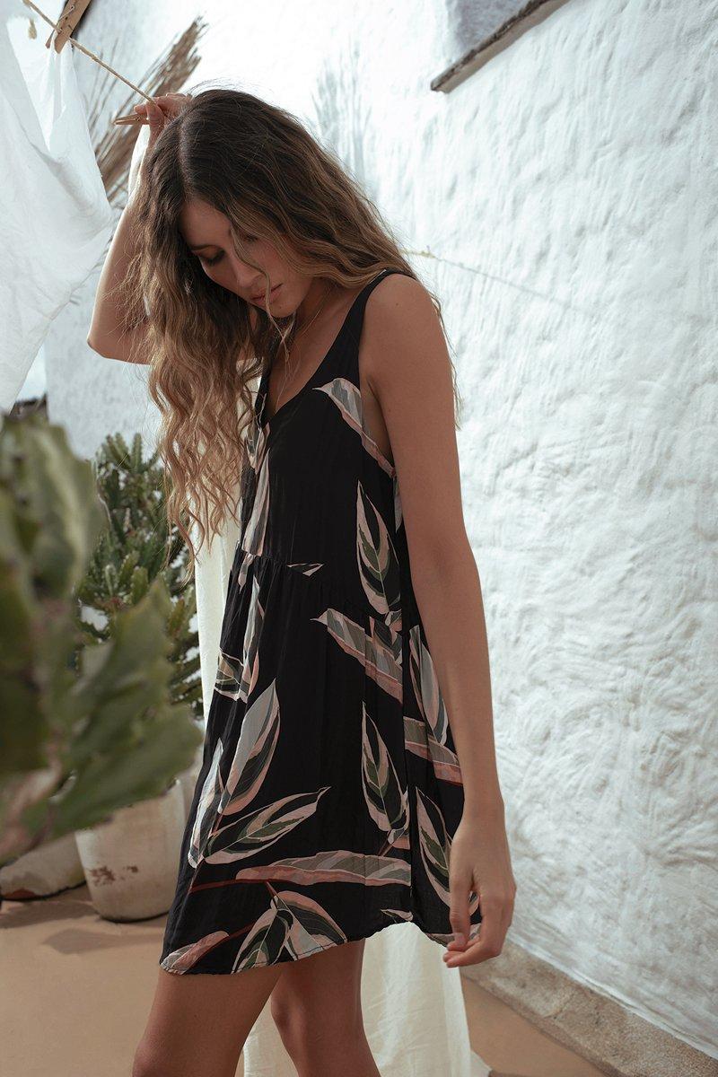 Malai Croton Balance Liberty Dress