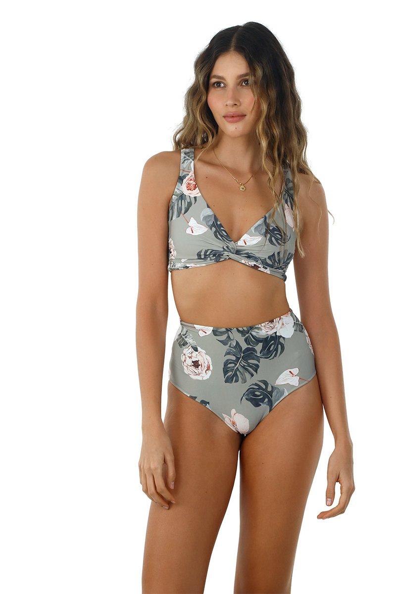 Malai Dharma Garden Weekly Bikini Top