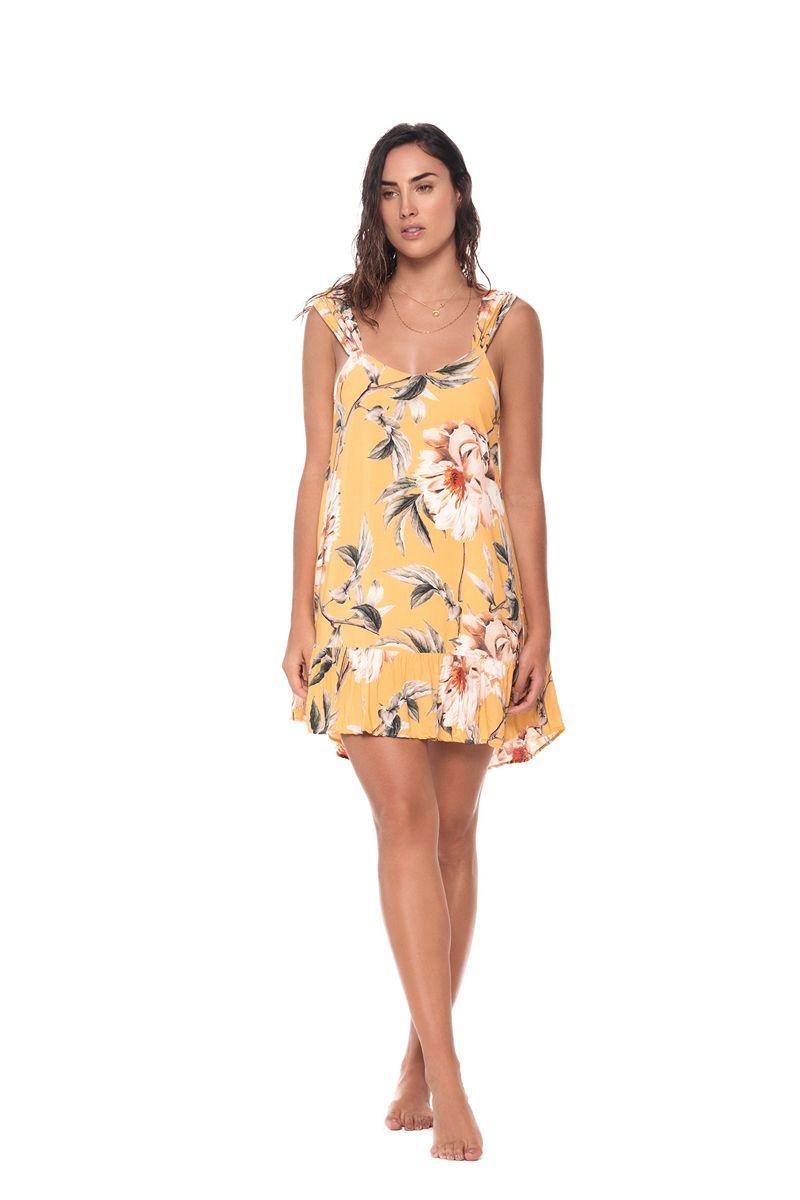 Malai Flower Flush Maggie Dress