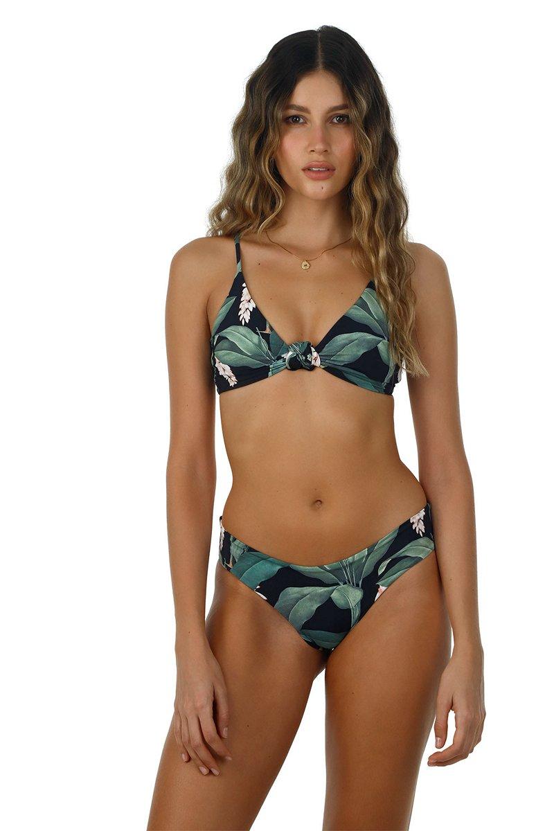 Malai Lush Bloom Connection Bikini Top