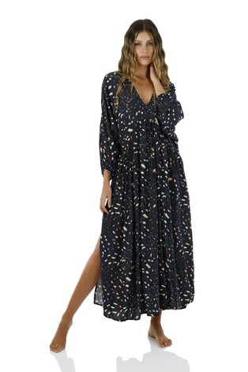 Malai Pompinjay Loner Maxi Dress