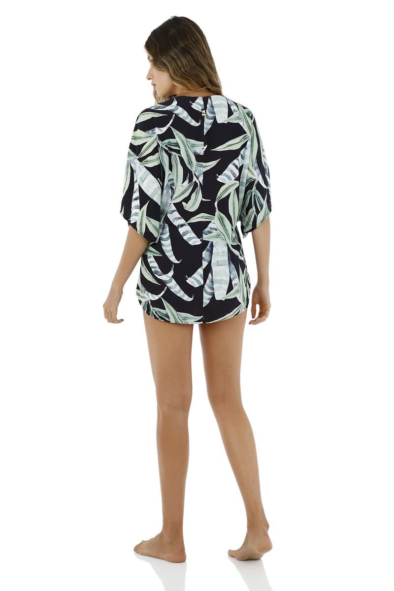 Malai Sea Leaf Bliss Shirt