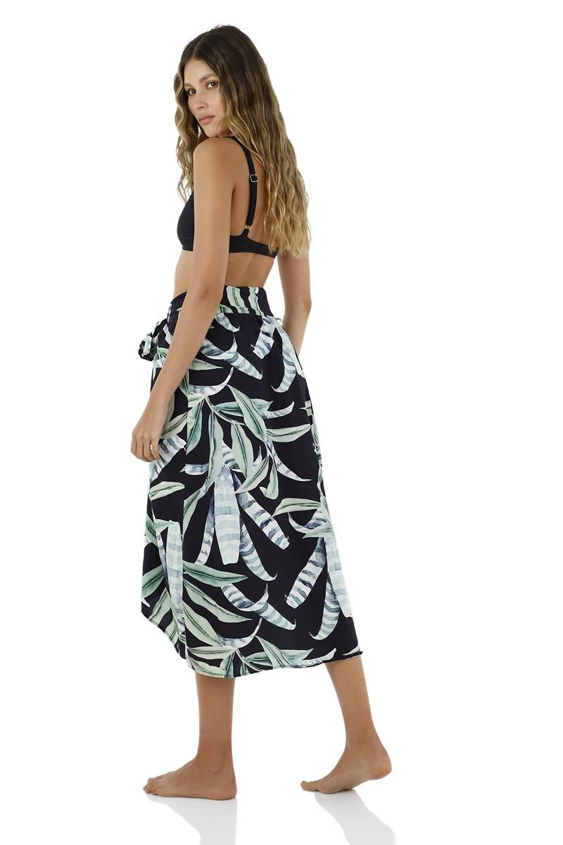 Malai Sea Leaf Rommy  Skirt