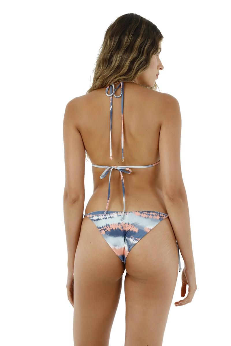 Malai Sky Dye Dolly Bikini Bottom