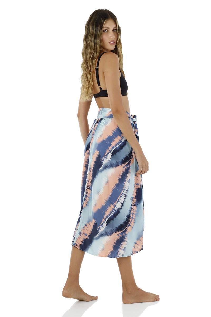 Malai Sky Dye Rommy Skirt
