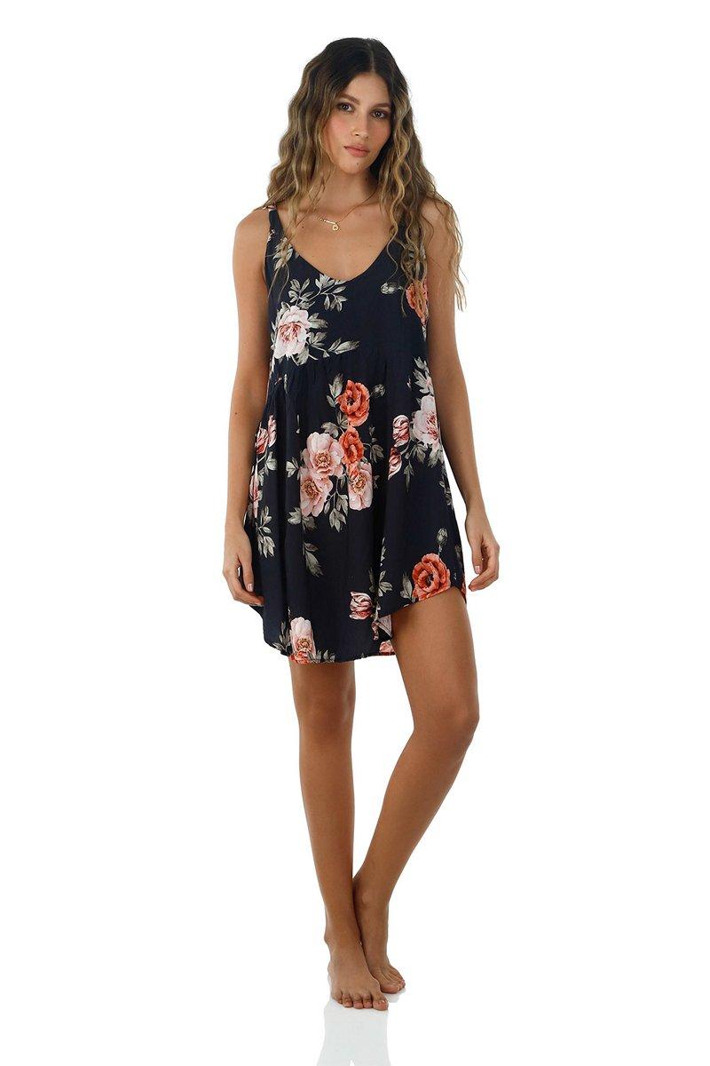 Malai Time To Bloom Liberty Dress