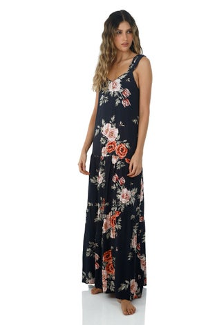 Malai Time To Bloom Maggie Maxi Dress