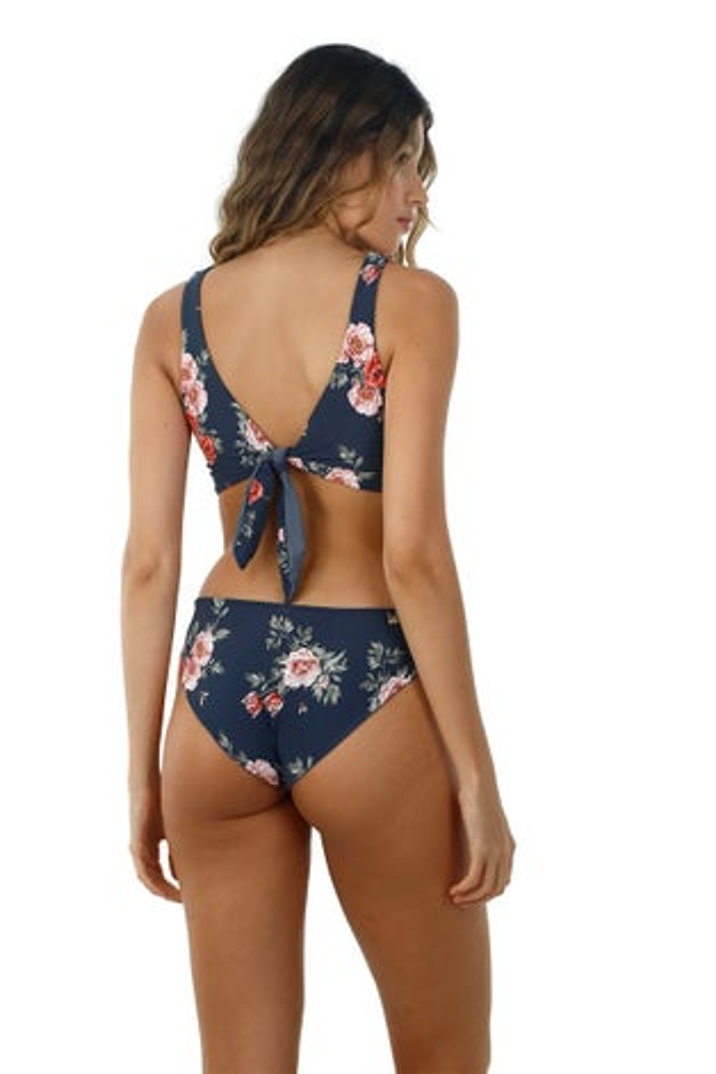 Malai Time To Bloom Weekly Bikini Top