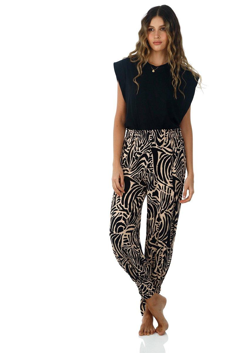 Malai Wild Safari Homy Pants