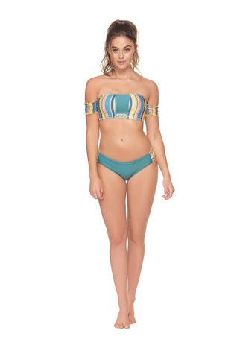 Mar de Rosas Mar del Desierto Bikini Top