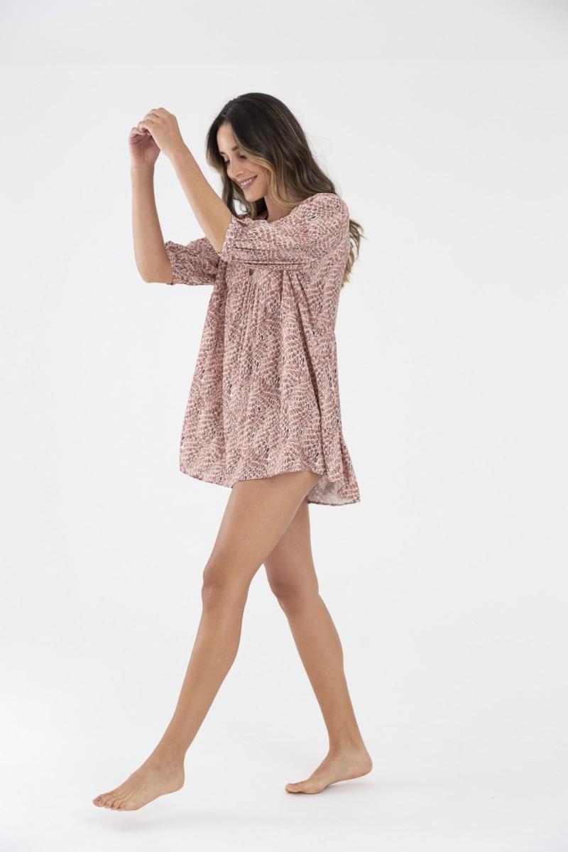 OndadeMar Wonder Viper Agustina Dress