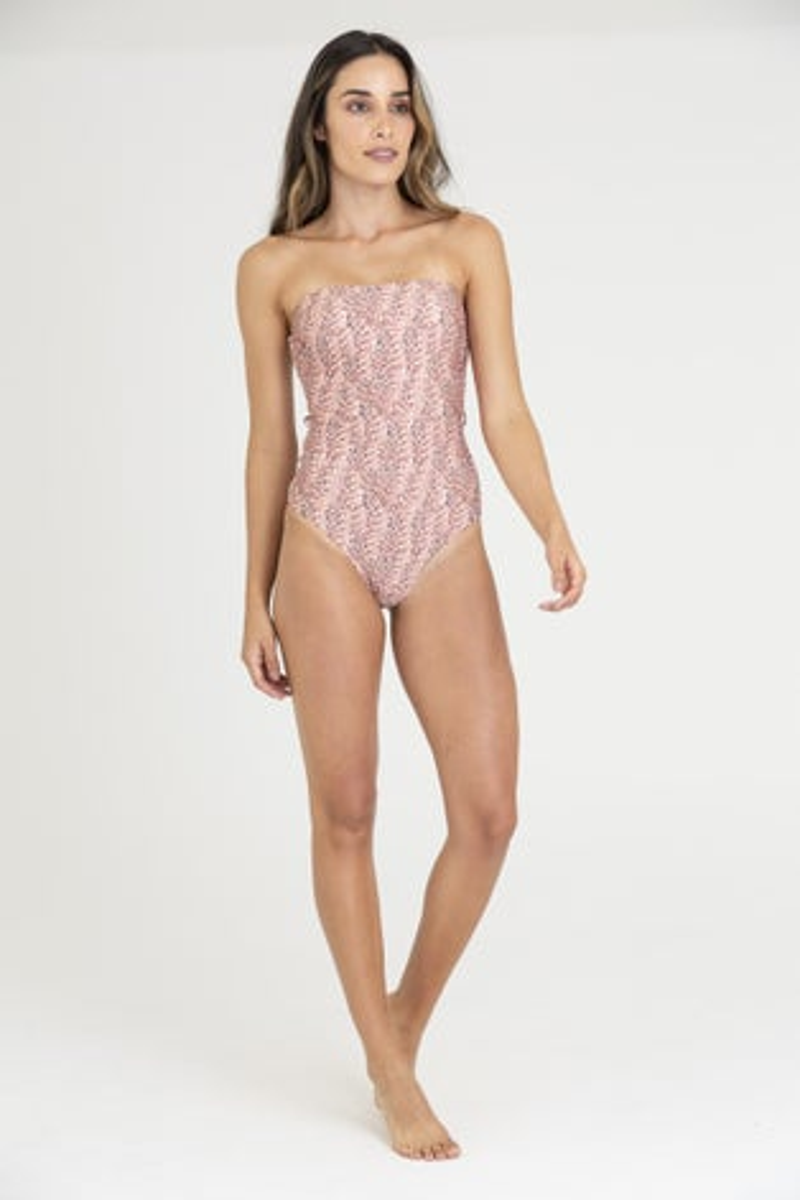 OndadeMar Wonder Viper Carla One Piece Swimsuit