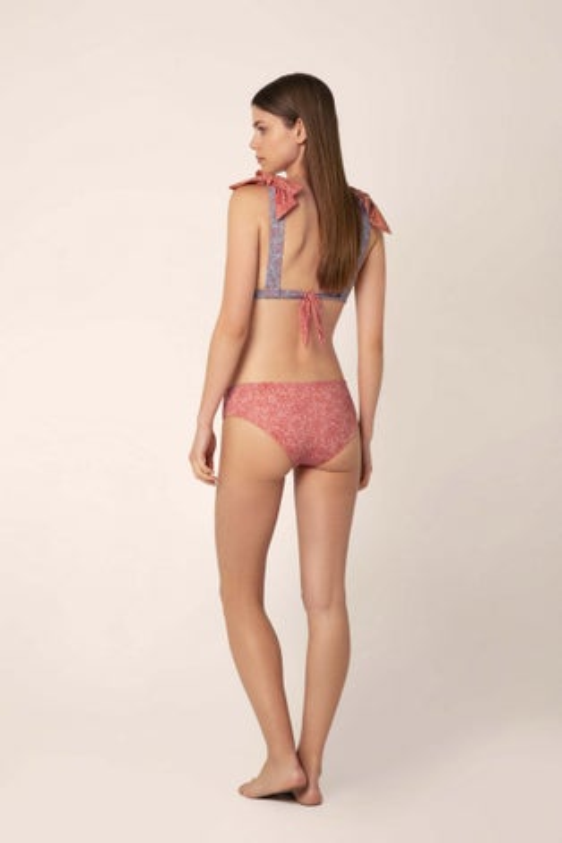 Palmacea Azulejo 12 Hipster Bikini Bottom