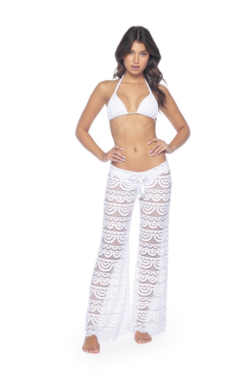PQ Swim Water Lily Malibu Lace Pant