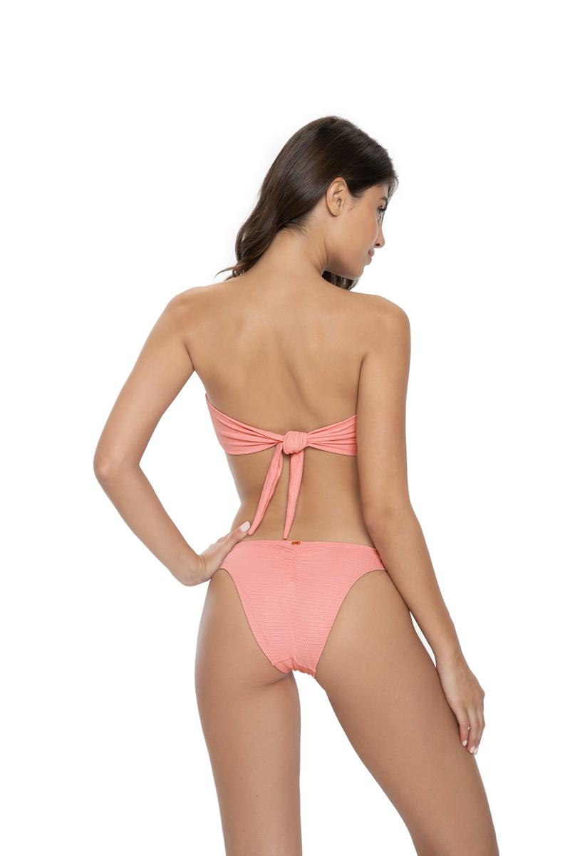 PQ Swim Coral Coast Chrissy Bandeau Bikini Top