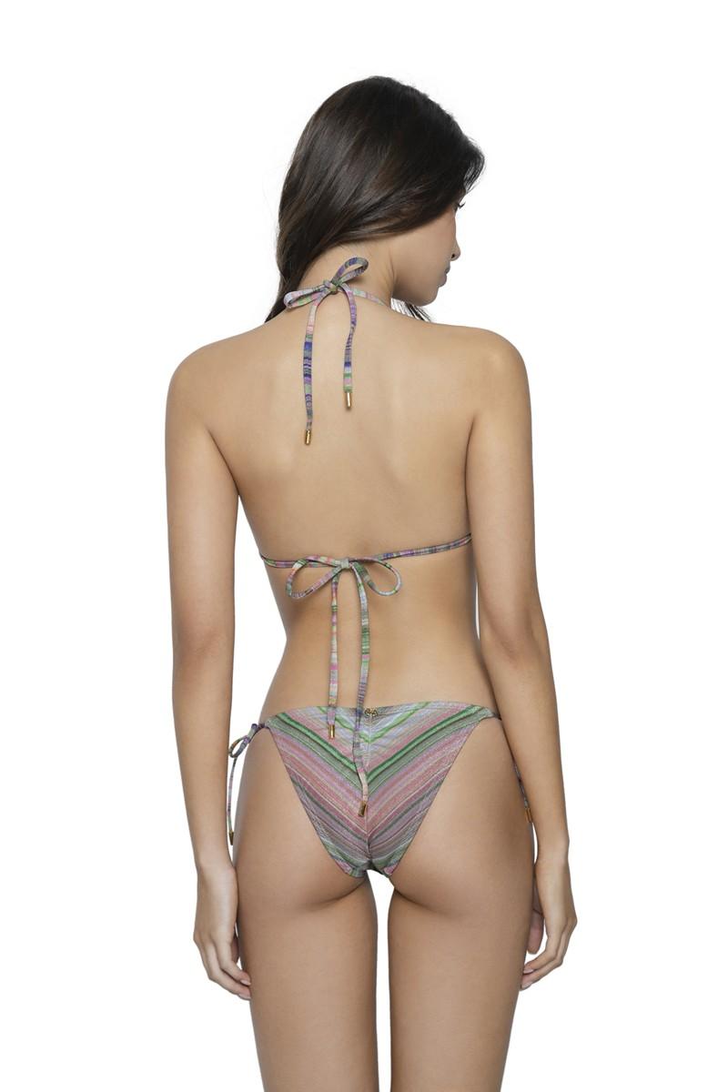 PQ Swim Retrograde Tie Bikini Bottom