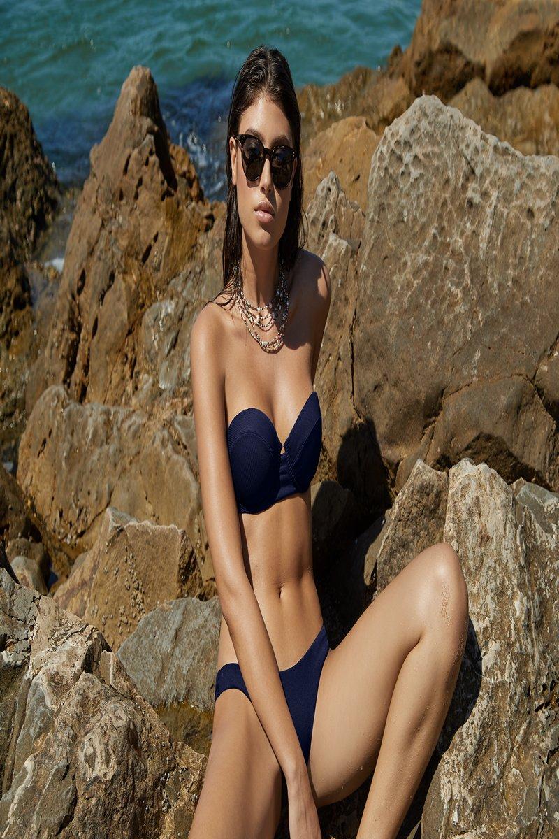 PQ Swim Riptide Nova Bandeau Bikini Top
