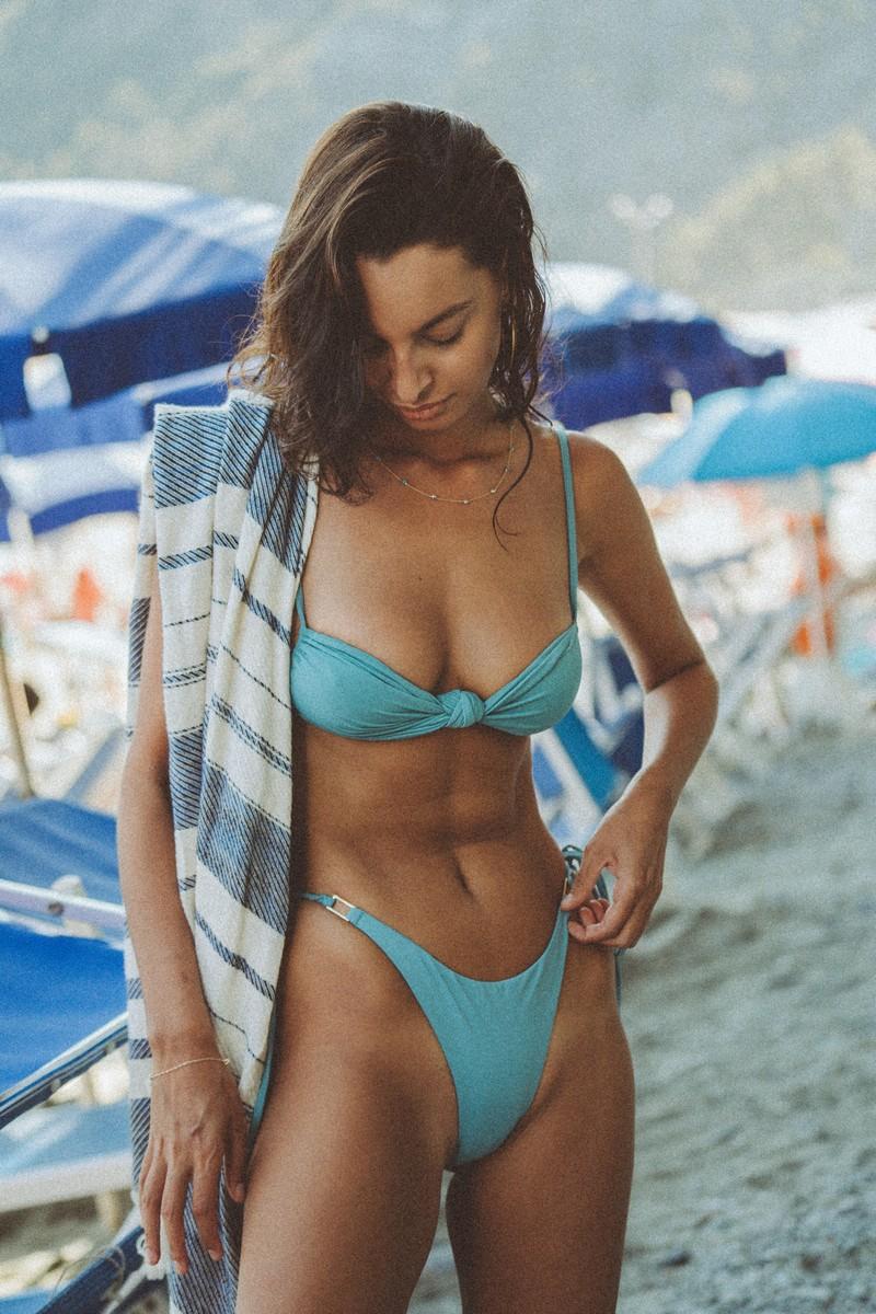 Slate Swim Lake Leo Bikini Bottom