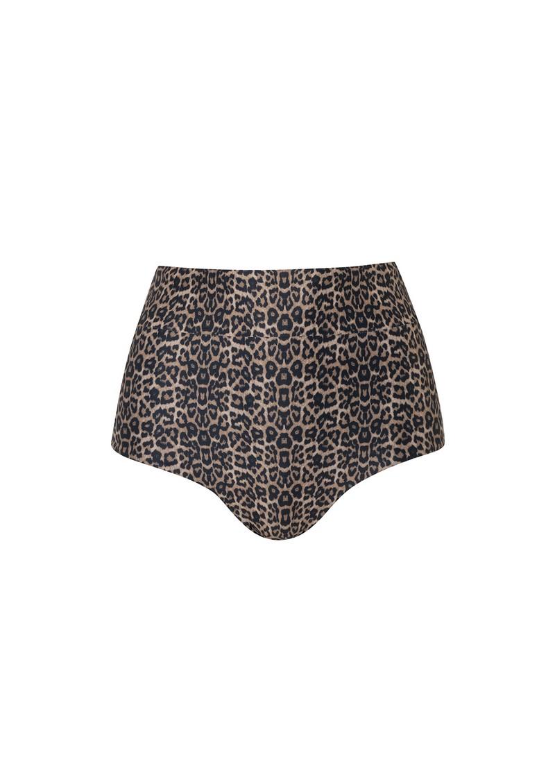 Verdelimon Cheetah Valladolid High Waist Bottom