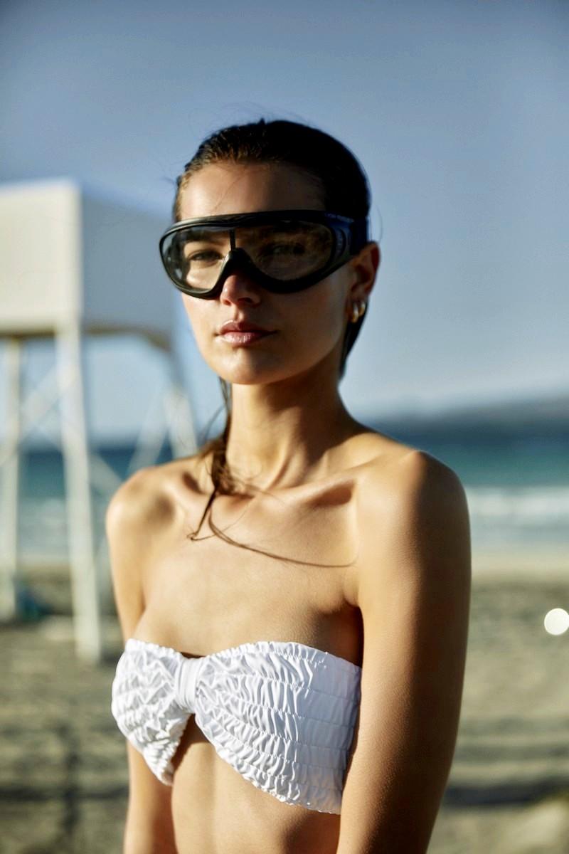 Verdelimon Loira Bandeau Bikini Top
